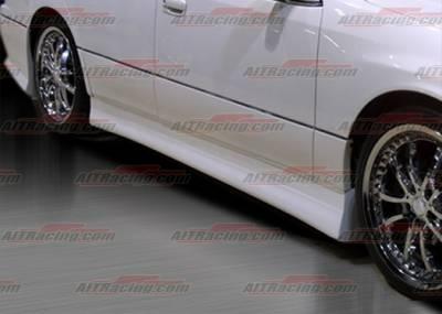 AIT Racing - Lexus GS AIT Racing REV Style Side Skirts - GS98HIREVSS