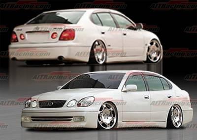 AIT Racing - Lexus GS AIT Racing VIP Style Body Kit - GS98HIVIPCK