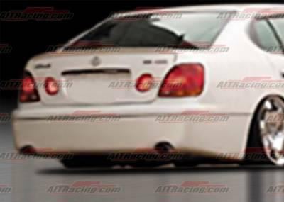 AIT Racing - Lexus GS AIT Racing VIP Style Rear Bumper - GS98HIVIPRB
