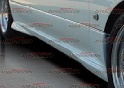 AIT Racing - Lexus GS AIT Racing VS Style Side Skirts - GS98HIVSSSS