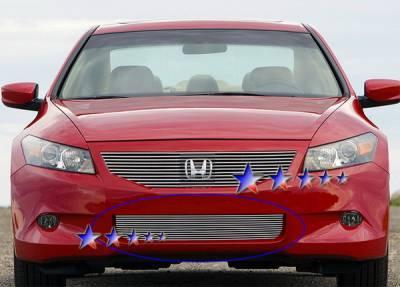 APS - Honda Accord 2DR APS Billet Grille - Bumper - Aluminum - H66557A
