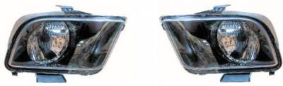 Custom - Replacament Headlights