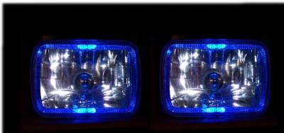 Custom - Angel Eye Halo Headlights
