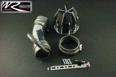 Weapon R - Mitsubishi Montero Weapon R Dragon Air Intake - 803-118-101