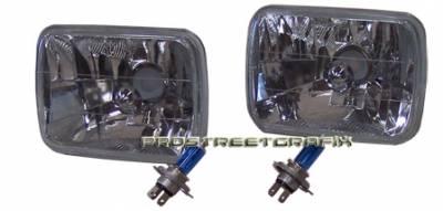 Custom - Euro Clear Xenon Headlights