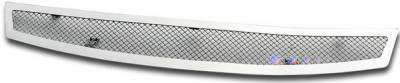 APS - Honda Civic 2DR APS Wire Mesh Grille - Upper - Stainless Steel - H77100T