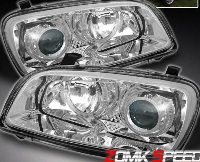 Custom - Chrome Pro Headlights