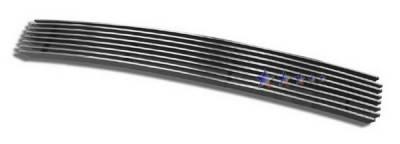 APS - Honda Ridgeline APS Billet Grille - Center - 1PC - Bumper - Aluminum - H87116A