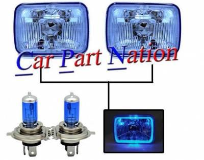 Custom - Diamond Cut LED Headlights