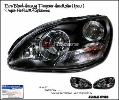 Custom - Black Pro Headlights