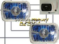 Custom - Diamond Pro Headlights