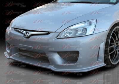 AIT Racing - Honda Accord 2DR AIT Racing Wondrous Style B-Magic Front Bumper - HA03BMGLSFB2