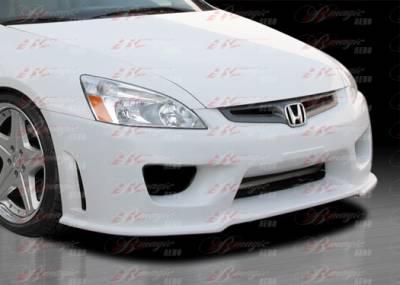 AIT Racing - Honda Accord 4DR AIT Racing Wondrous Style B-Magic Front Bumper - HA03BMGLSFB4