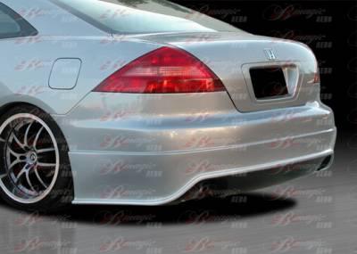 AIT Racing - Honda Accord 2DR AIT Racing Wondrous Style B-Magic Rear Bumper - HA03BMGLSRB2