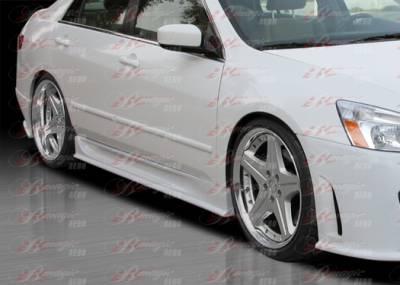 AIT Racing - Honda Accord 4DR AIT Racing Wondrous Style B-Magic Side Skirts - HA03BMGLSSS4