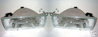 Custom - Sable Headlights