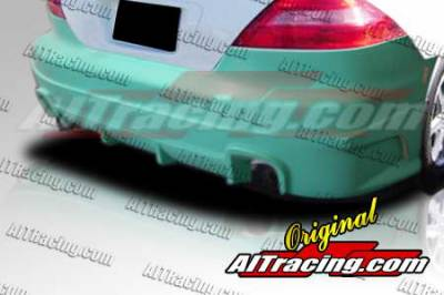 AIT Racing - Honda Accord 2DR AIT Racing C-Weapon Style Rear Bumper - HA03HICWSRB2