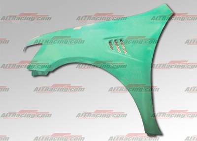 AIT Racing - Honda Accord AIT Racing MLB Style Fenders - HA03HIMLBFF2