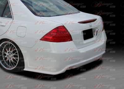 AIT Racing - Honda Accord 4DR BMagic Wondrous Series Rear Bumper - HA06BMGLSRB4