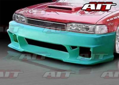 AIT Racing - Honda Accord AIT Aeroduo Style Front Bumper - HA90HIADSFB