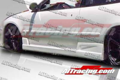 AIT Racing - Honda Accord AIT Racing BC Style Side Skirts - HA90HIBCSSS2