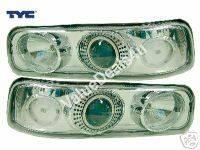 Custom - Clear HID Pro Headlights
