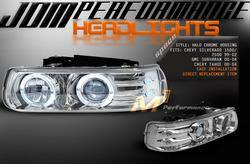 Custom - JDM Halo Pro Headlights