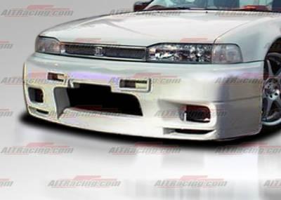 AIT Racing - Honda Accord AIT Racing R33 Style Front Bumper - HA90HIR33FB