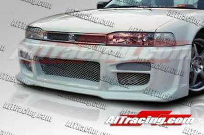 AIT Racing - Honda Accord AIT Racing R34 Style Front Bumper - HA90HIR34FB