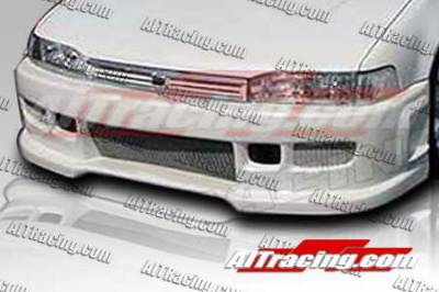 AIT Racing - Honda Accord AIT Racing Revolution Style Front Bumper - HA90HIREVFB