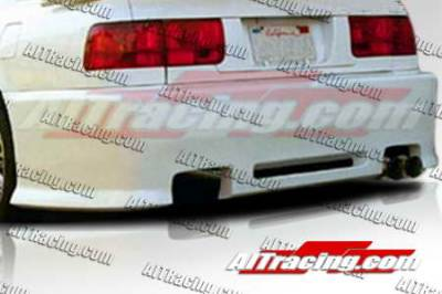 AIT Racing - Honda Accord AIT Racing Revolution Style Rear Bumper - HA90HIREVRB