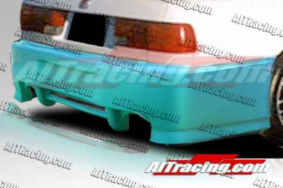 AIT Racing - Honda Accord AIT Racing Sin Style Rear Bumper - HA90HISINRB