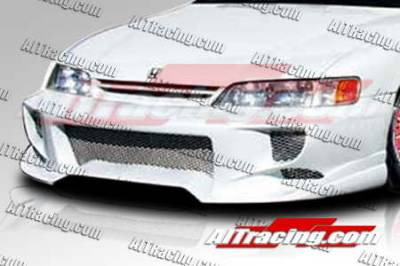 AIT Racing - Honda Accord AIT Racing ALk Style Front Bumper - HA94HIALKFB
