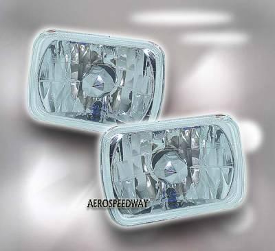 Custom - Diamond Headlights