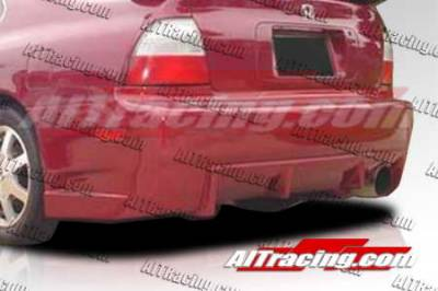 AIT Racing - Honda Accord AIT Racing BC Style Rear Bumper - HA94HIBCSRB