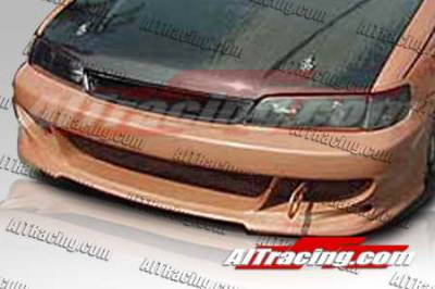 AIT Racing - Honda Accord AIT Racing BMS Style Front Bumper - HA94HIBMSFB
