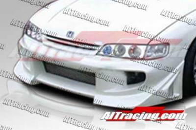 AIT Racing - Honda Accord AIT Racing BZ Style Front Bumper - HA94HIBZSFB
