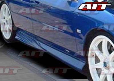 AIT Racing - Honda Accord 2DR & 4DR AIT Extreme Style Side Skirts - HA94HIEXSSS