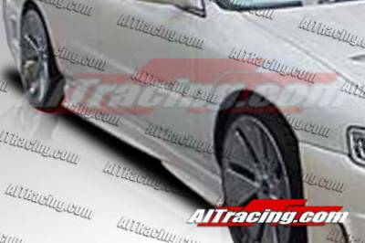 AIT Racing - Honda Accord AIT Racing M3 Style Side Skirts - HA94HIM3SSS4