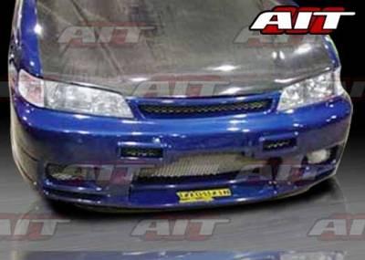 AIT Racing - Honda Accord AIT R33 Style Front Bumper - HA94HIR33FB