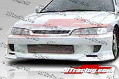 AIT Racing - Honda Accord AIT Racing SF Style Front Bumper - HA94HISFSFB
