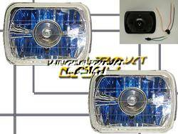 Custom - Blue Housing Pro Headlights