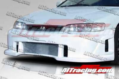AIT Racing - Honda Accord AIT Racing SIN Style Front Bumper - HA94HISINFB