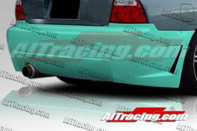 AIT Racing - Honda Accord AIT Racing Zen Style Rear Bumper - HA94HIZENRB