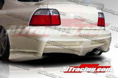 AIT Racing - Honda Accord AIT Racing Extreme Style Rear Bumper - HA96HIEXSRB