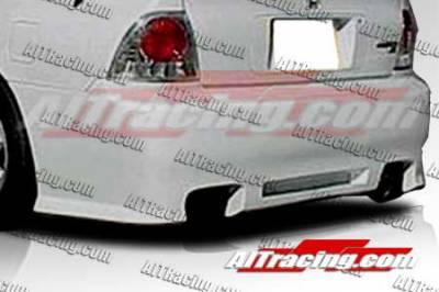 AIT Racing - Honda Accord AIT Racing Revolution Style Rear Bumper - HA96HIREVRB