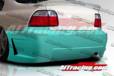 AIT Racing - Honda Accord AIT Racing Zen Style Rear Bumper - HA96HIZENRB