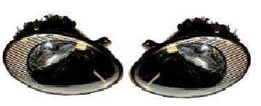 Custom - Black Headlights