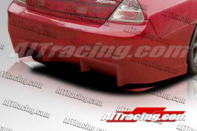 AIT Racing - Honda Accord AIT Racing BC Style Rear Bumper - HA98HIBCSRB2