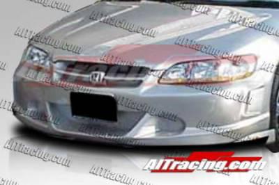 AIT Racing - Honda Accord AIT Racing EVO2 Style Front Bumper - HA98HIEVO2FB2
